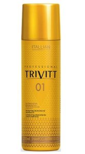 Itallian Hairtech - Trivitt 01 Shampoo Antiresíduo 250ml