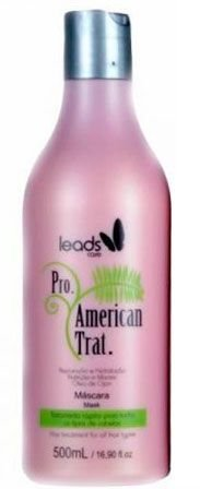 Leads Care - American Trat Máscara 500ml