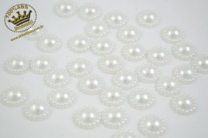 Meia Pérola Girassol ABS 10mm Shine Beads®