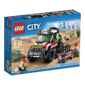 60115 4x4 Off-Road - LEGO® City
