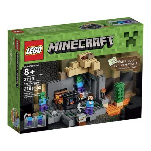 21119 A Masmorra - LEGO® Minecraft Creative Adventure