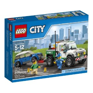 60081 Caminhão Rebocador - LEGO® City Great Vehicles