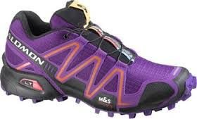 Tenis Speedcross 3w  Grape Juice Salomon