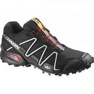 Tenis Speedcross   Black/Black/Silver M Salomon