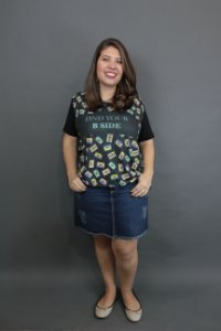 Saia Plus Size Upcycle