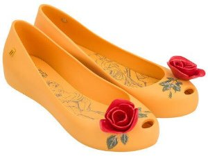 Melissa Ultragirl + Beauty and the Beast - Ref.32189