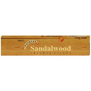 Incenso Nikhil's Sandalwood