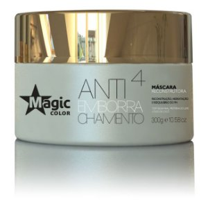 Magic Color Anti Emborrachamento 4 - Máscara - 300g