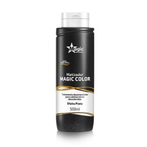Magic Color Matizador Efeito Prata - 500ml