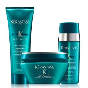 Kérastase Résistance Therapiste Kit Bain 250ml + Masque 200g + Sérum 30ml