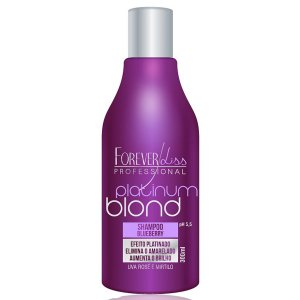 Forever Liss Platinum Blond Shampoo - 300ml