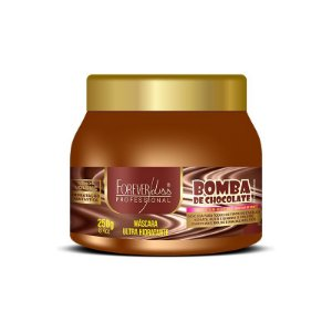 Máscara Bomba De Chocolate 250g