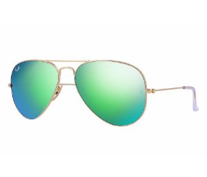 RAY-BAN AVIATOR | AVIATOR FLASH LENSES - LENTES ESPELHADAS - 0RB3025L