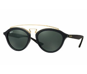 NEW GATSBY OVAL PRETO RAY BAN - 0RB4257