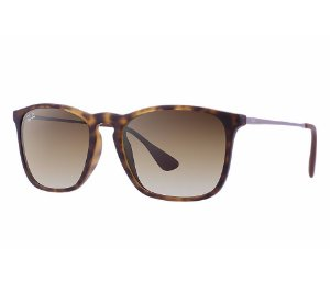 Chris Gradiente Marrom - Ray-Ban - RB4187L 856