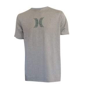 Camiseta Silk Icon Push Thru Hurley