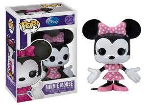 Minnie Mouse - POP Vinyl