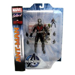Ant-Man Movie - Marvel Select