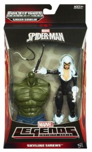 FIG SPIDER MAN 6 LEGENDS/ A6655- Skvline Sirens