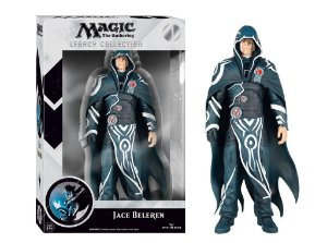 Magic The Gathering Jace Legacy Action Figure -