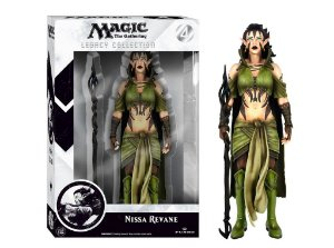 Magic The Gathering Nissa Legacy Action Figure -