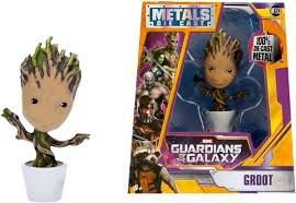 """METALS - GUARDIANS OF THE GALAXY 4"""" - GROOT"""