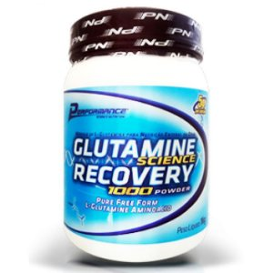 Glutamine Science Recovery 1000 Powder 1000g Performance Nutrition