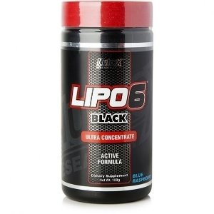 Lipo 6 Black Powder Ultra Concentrate Nutrex 120g
