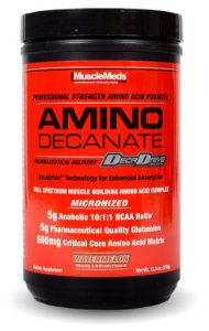 Amino Decanate MuscleMeds 300g