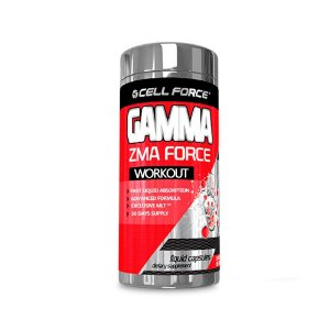 Gamma Force Cell Force 120 Cápsulas