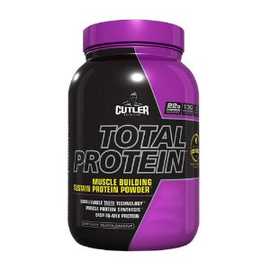 Total Protein Cutler Nutrition 986g