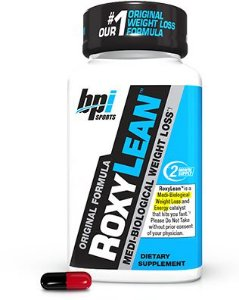 Roxy Lean BPI Sports 40 Cápsulas