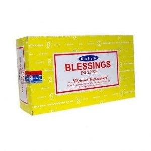 Incenso Indiano Blessings - Nag Champa
