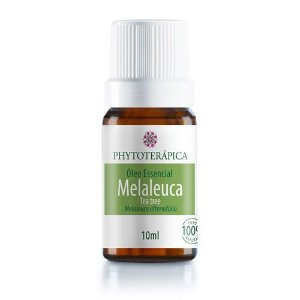 Óleo Essencial de Tea Tree - Melaleuca alternifólia 10 ml (Phytoterápica)
