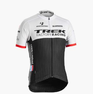 CAMISA BONTRAGER TREK FACTORY RACING
