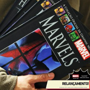 Marvels - Graphic Novels Salvat