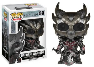 Funko POP! Daedric Warrior - SKYRIM