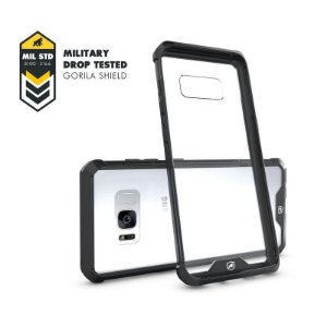 Capa Ultra Slim Air Preta para Samaung Galaxy S8 - GORILA SHIELD