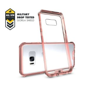 Capa Ultra Slim Air Rosa para Samsung Galaxy S8 - GORILA SHIELD