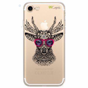 Capa para Apple Iphone 8 - Alce Hipster