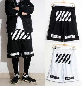 Shorts Masculino -  Pyrex vs White