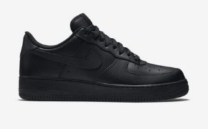 Tênis AIR FORCE LOW - PRETO (Pronta Entrega)