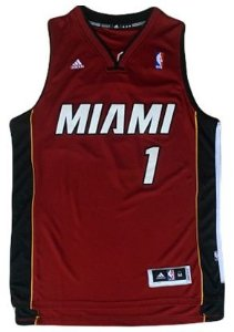 Regata - Miami HEAT NBA Adidas Basquete