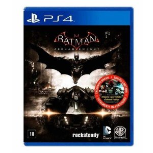 Batman: Arkham Knight - PS4 Mídia Física