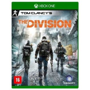 Jogo Tom Clancy's: The Division - Xbox One Mídia Física