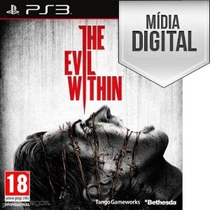 The Evil Within - PS3 Mídia Digital