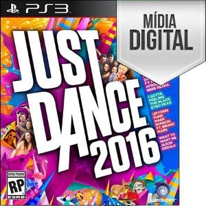 Just Dance 2016 - PS3 Mídia Digital