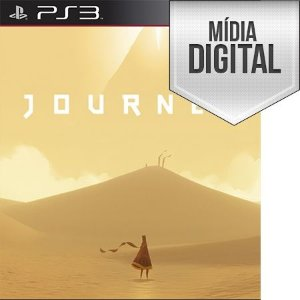 Journey Ps3 Mídia Digital