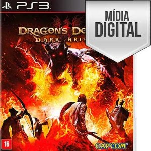 Dragon's Dogma: Dark Arisen - PS3 Mídia Digital