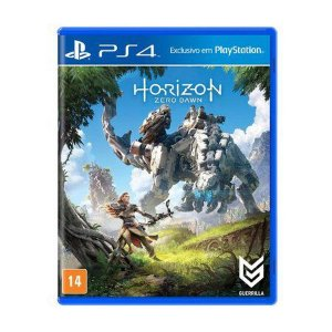 Horizon: Zero Dawn - PS4 Mídia Física